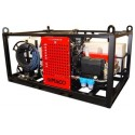 Very high pressure Diesel HP washer