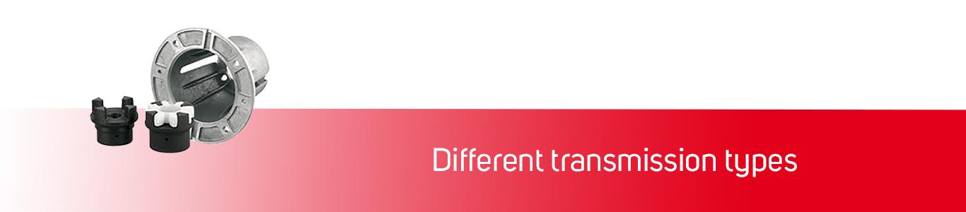 différents types de transmissions